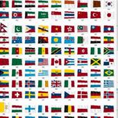 شعارات الدول icon