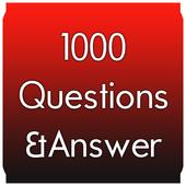 1000 سؤال وجواب icon
