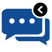 SMS Auto Reply Text Message icon