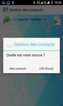 IC SMS apk screenshot