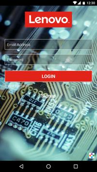Lenovo LEARNit poster