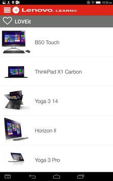 Lenovo LEARNit apk screenshot