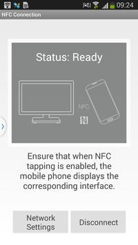 NFC Connection poster