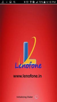 Lenofone poster