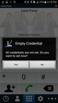 Lenofone apk screenshot