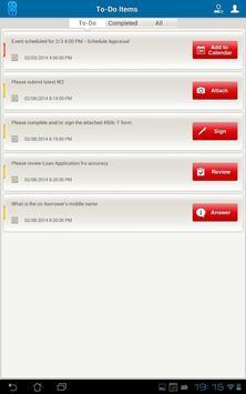 BorrowerMobile apk screenshot