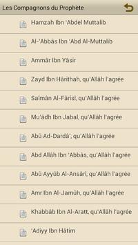 Les Compagnons du Prophete apk screenshot