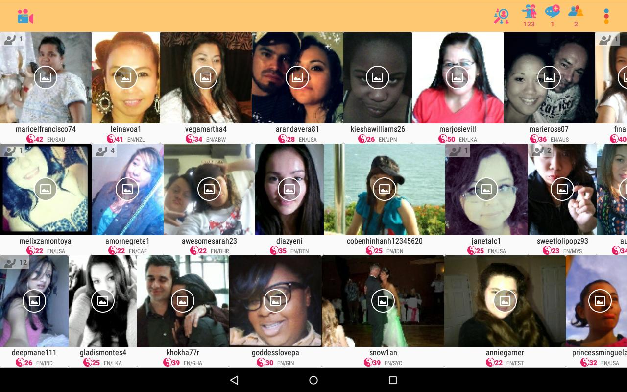 live chat room video live chat rooms apk free social app for 16745