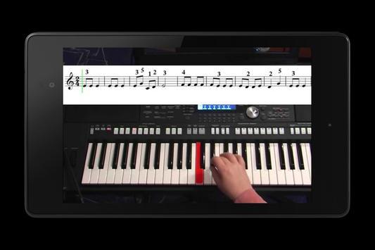 Самоучитель на синтезаторе apk screenshot