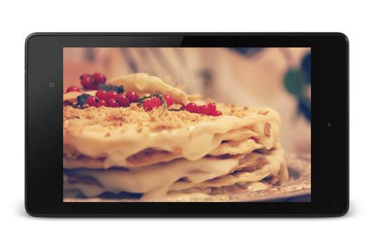 Торт Наполеон apk screenshot