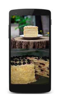 Торт Наполеон poster