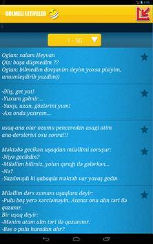 Gulmeli Letifeler apk screenshot