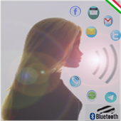 VOICE READER SMS and MESSAGE icon