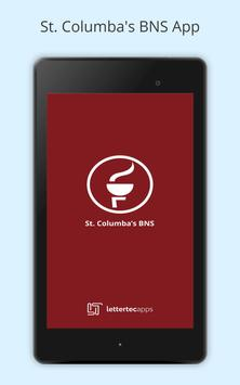 St Columba's BNS apk screenshot