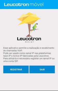 Leucotron Móvel para ISION IP poster