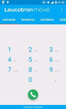 Leucotron Móvel para ISION IP apk screenshot