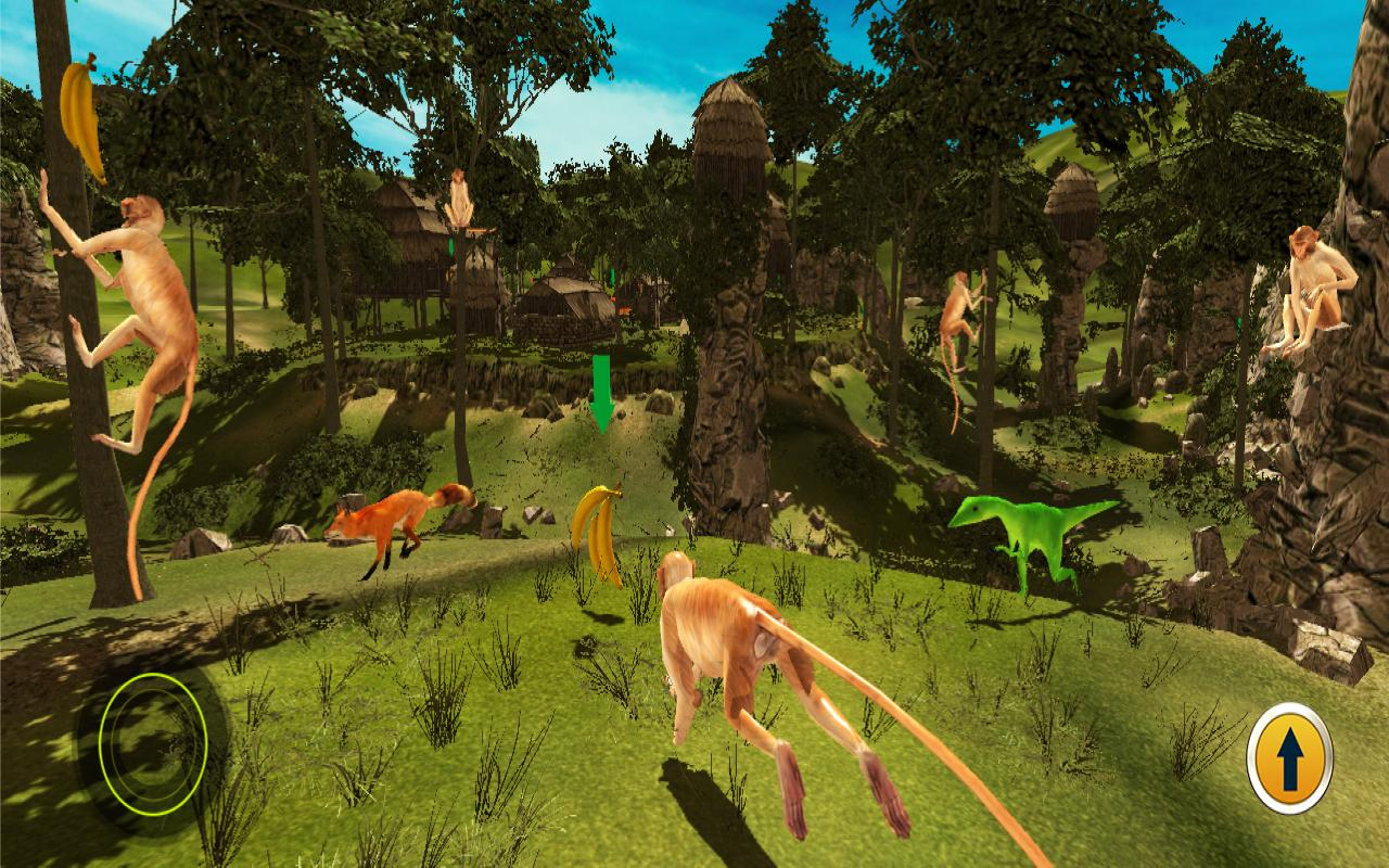 Monkey simulator 3d apk download free simulation game for Simulatore 3d