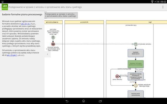 LEX Navigator Touch apk screenshot