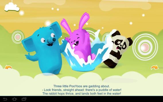 Pooyoos, delightful stories poster
