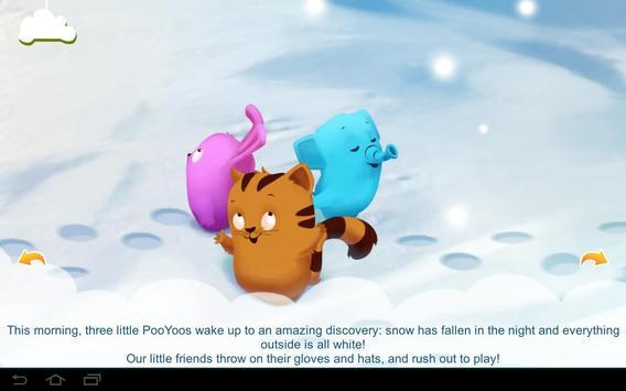 Pooyoos, delightful stories apk screenshot