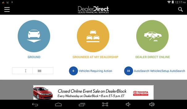 Lexus Dealer Direct apk screenshot