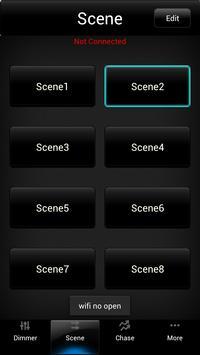 EasyDMX apk screenshot