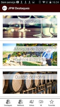 Vinhos de Portugal JPM poster