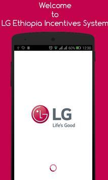 LG Ethiopia Premium Services poster