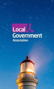 LGA – Workforce Events poster