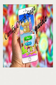Tips for Candy Crush Sagaa poster
