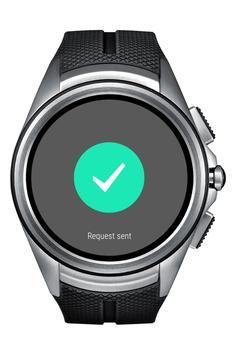 LG Call forwarding apk screenshot