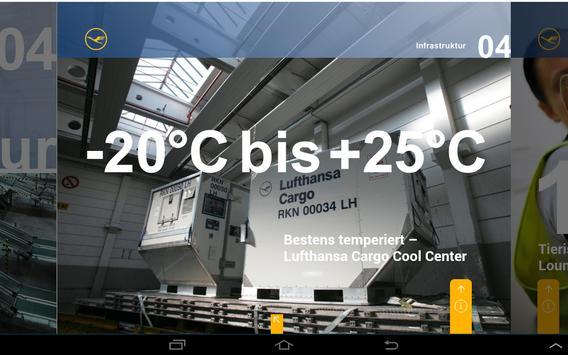 Lufthansa Cargo Company DE apk screenshot