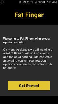 Fat Finger apk screenshot