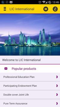 LIC Intl poster