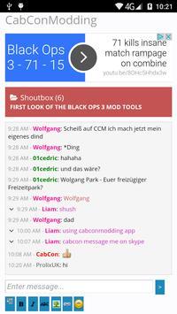 CabconModding Beta apk screenshot