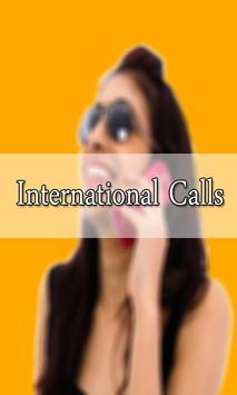 Libon International Calls Tip poster