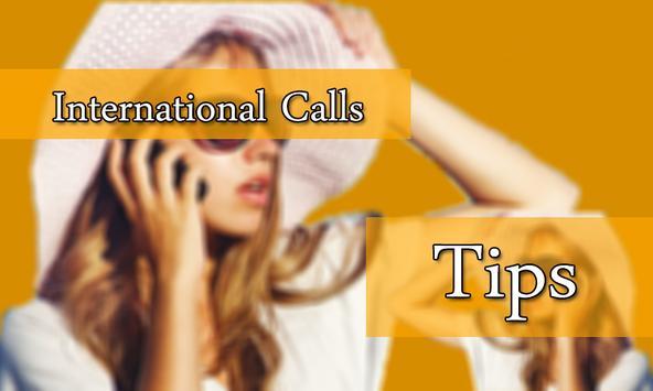 Libon International Calls Tip apk screenshot