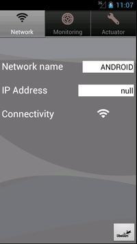 Waspmote Wifi Demo apk screenshot