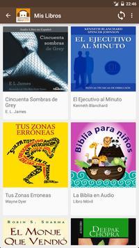 Libros y Audiolibros - Español poster