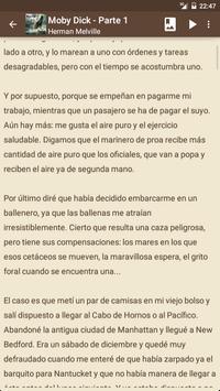 Libros y Audiolibros - Español apk screenshot
