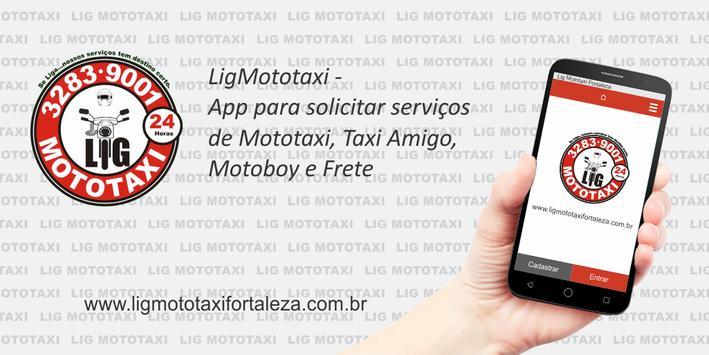 Lig Mototaxi - Cliente apk screenshot