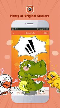 Comic Life Photofunia apk screenshot