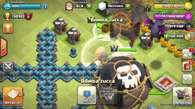 New coc fhx 2016 apk screenshot