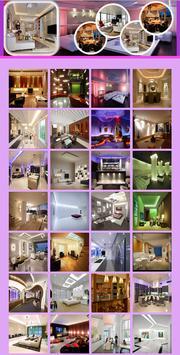 Lighting Design Interior poster