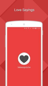 Love Sayings poster