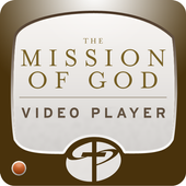 Mission of God Video Player icon