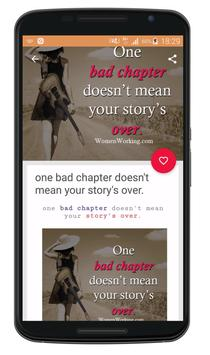 Daily Quotes on Life apk screenshot