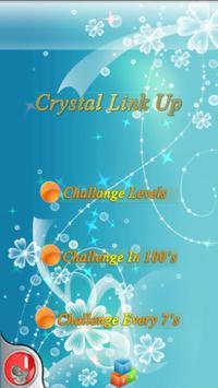 Crystal Link Up poster
