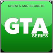 Cheats&Secrets for GTA Series icon