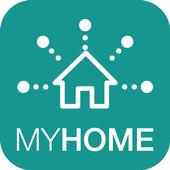 MYHOME Умный дом icon
